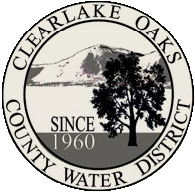 Clearlake Oaks County Water District - Committed to Providing Clean, Safe Water for All Our Residents